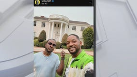 Will Smith turning 'Fresh Prince of Bel-Air' mansion into Airbnb