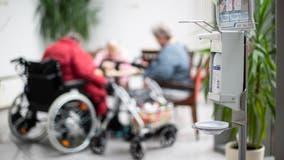 Gov. Kemp's COVID-19 executive order to allow visits at Georgia nursing homes