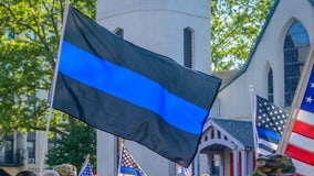 Ohio high school reinstates football players suspended for carrying 'thin blue line' flags on 9/11