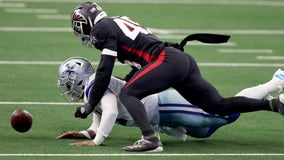 Falcons fall 40-39 to Cowboys with last-minute field goal