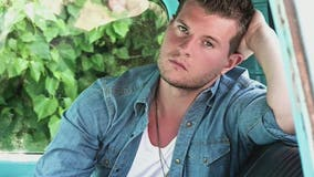 Country singer Justin Fabus finds 'Shelter' in new music