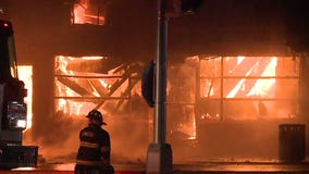 Fire chief: Damage from unrest in Kenosha tops $11 million