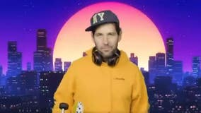 Paul Rudd promotes masks in COVID-19 PSA