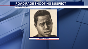 Police release suspect sketch in I-285 road rage shooting