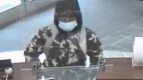 FBI searching for 'armed and dangerous' Decatur bank robber