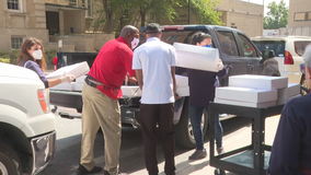 Group donates PPE to Grady Memorial hospital ahead of International Day of Charity