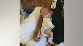 Mother forced to wait months to hold NICU baby because of pandemic
