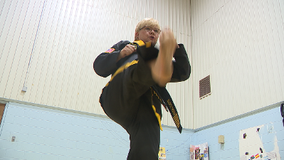 65-year-old grandmother earns her 7th-degree black belt, and a world title