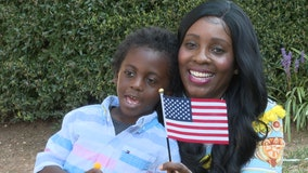 Roswell woman become US citizen after a 20 year journey