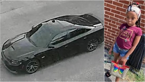 Police seeking vehicle wanted in shooting that killed 8-year-old girl, wounded 2 others, in Canaryville