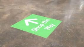 Walmart reopening second entrances at some stores, getting rid of one-way aisle markers