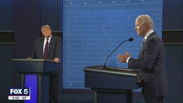 Emory debate expert says President Trump won first debate