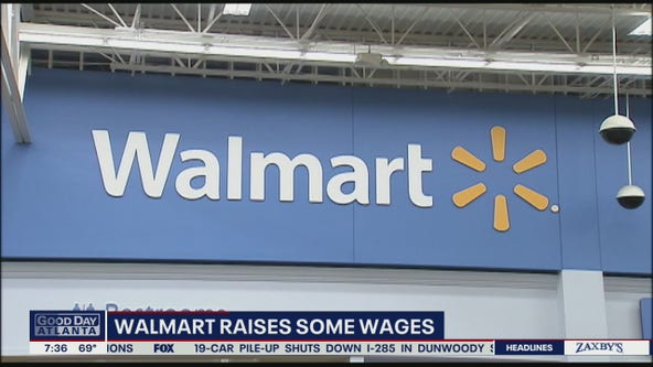 Walmart raising wages for some workers