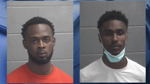 Police: Child shot, hospitalized; two adults arrested