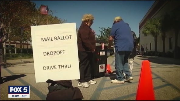Fulton County nearly doubles number of ballot drop off boxes