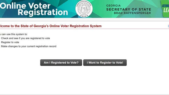 Inside the Vote: How to register to vote in Georgia