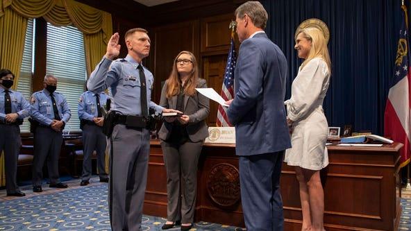 Lieutenant to lead Georgia State Patrol after interim's exit