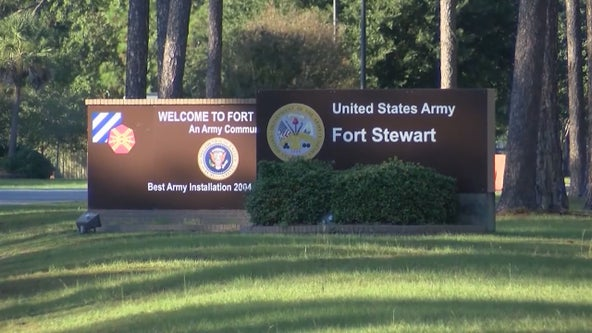 Georgia man admits killing soldier's wife at Fort Stewart