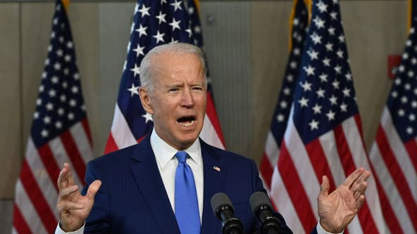 With cash influx, Biden adds GOP states to campaign map