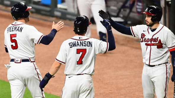 Braves clinch NL East title