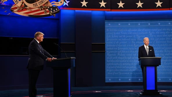 Presidential debate: Trump, Biden spar over Supreme Court, health care