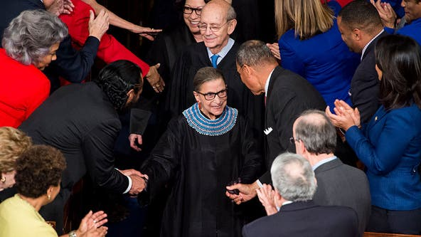 Ruth Bader Ginsburg, Supreme Court justice, dies of pancreatic cancer at 87
