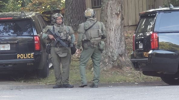 Cobb County man facing charges from hours-long standoff with SWAT