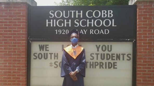 2020 South Cobb High School graduate becomes respected politico