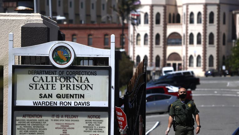 99c5abff-Coronavirus Cases Surge To Over A Thousand At San Quentin Prison