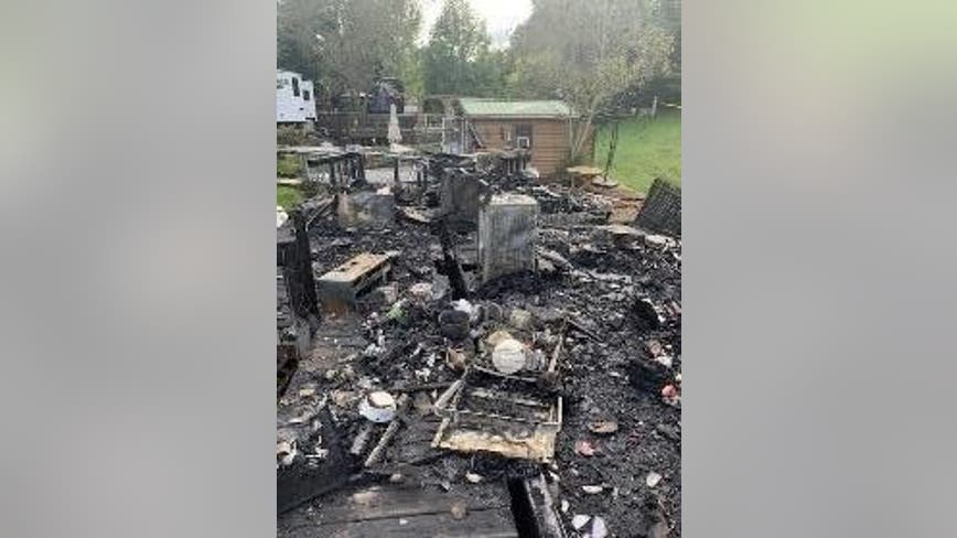 Home explosion kills Georgia woman, injures 4