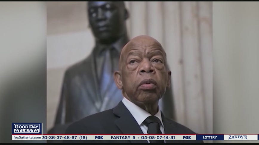 Voters to decide who will serve the rest of the late John Lewis' term