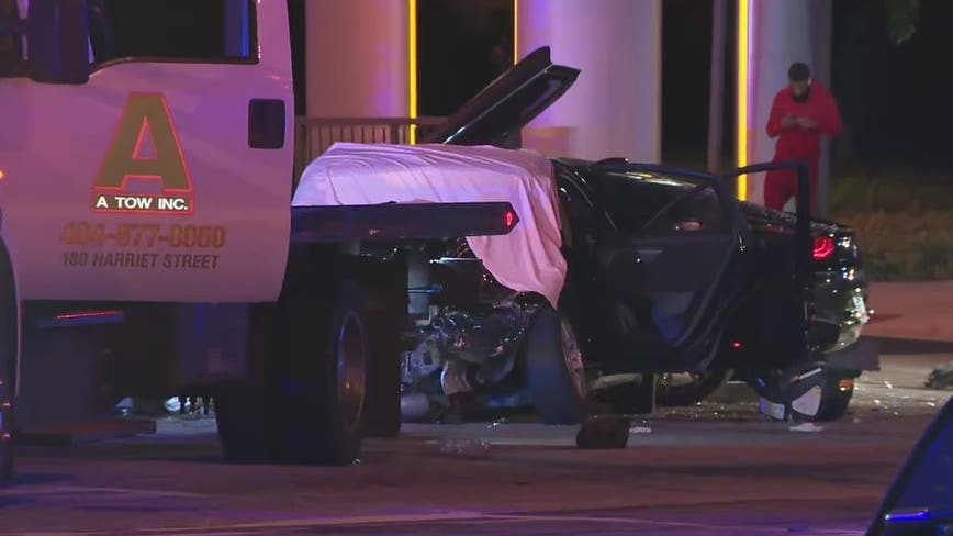 Downtown Connector crash: Teen killed, 4 others injured including baby