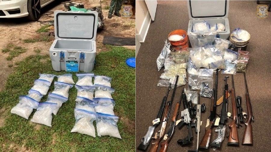 15 arrested in massive drug bust in west Georgia