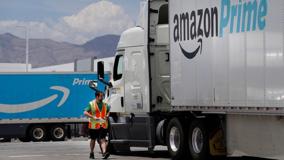Amazon Distribution Center In Las Vegas Delivers To The Region