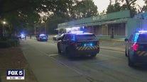 Woman shot and killed at store
