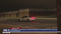 Shooting at Riverdale High School