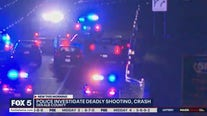 Police investigating deadly shooting, crash on I-20