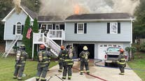 House fire under investigation in Cherokee County