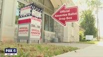 Absentee ballot drop boxes