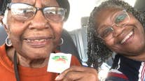 Georgia woman, 94, who waited decades to vote urges patience at polls