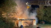 Early morning fire destroys Gwinnett County home