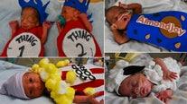 NICU babies celebrate Halloween in adorable fashion at Florida hospital