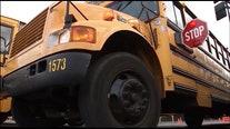 GCPS bus driver raises concerns over lack of communication