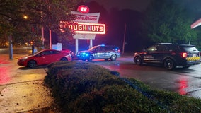 Atlanta police open fire on road rage suspect