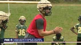 Week 9 Game of the Week Preview: Parkview vs. Grayson