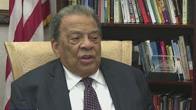 Andrew Young endorses Jon Ossoff for Senate
