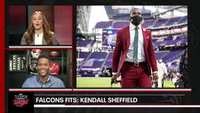 Rise Up Tonight - Falcons Fits featuring Kendall Sheffield, Younghoe Koo, AJ Terrell
