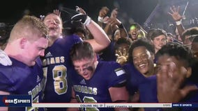 Atlanta Falcons/High 5 Sports Game of the Week: Collins Hill at East Coweta