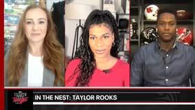 Rise Up Tonight - In the Nest with Taylor Rooks
