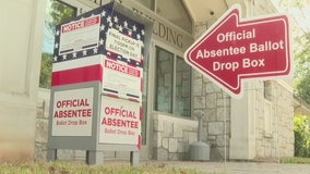 Georgia Democrats urge absentee voters to use ballot drop boxes